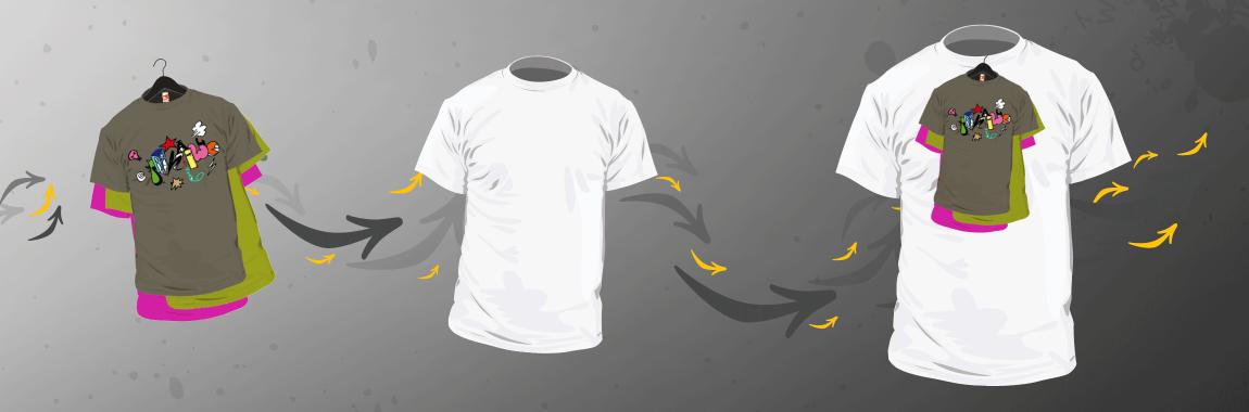detailed look c4213 d4cc5 T-Shirt Druck, T-Shirts bedrucken, T-Shirts drucken lassen ...